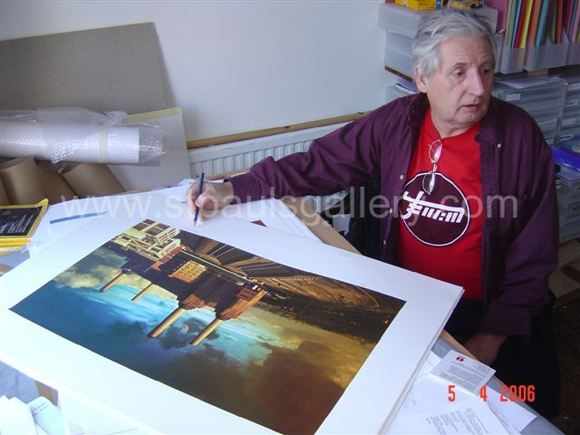 Animals  print signed by Storm Thorgerson.jpg